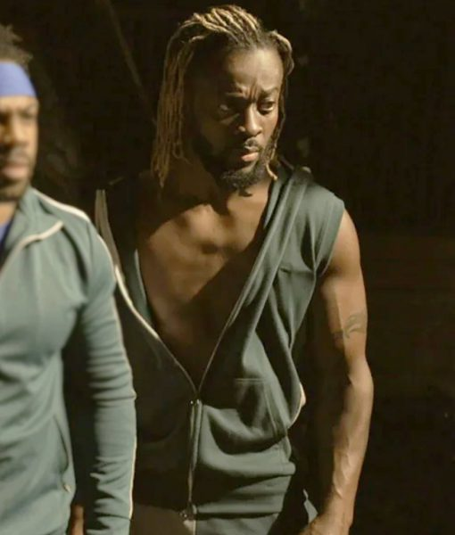 Escape the Undertaker Kofi Kingston Vest