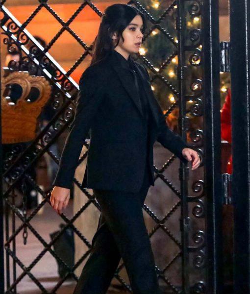 Kate Bishop Black Tuxedo Suit