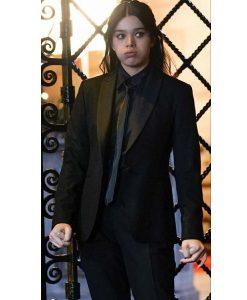 Hailee Steinfeld Hawkeye Black Tuxedo