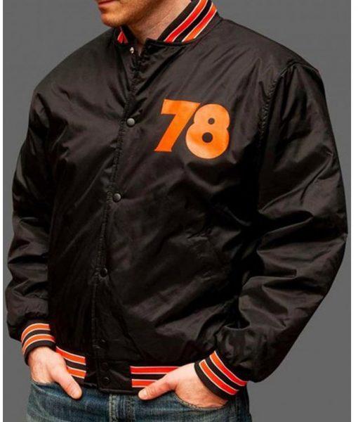 Halloween Nylon Bomber Jacket