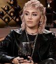 Hart To Heart Miley Cyrus Black Jacket