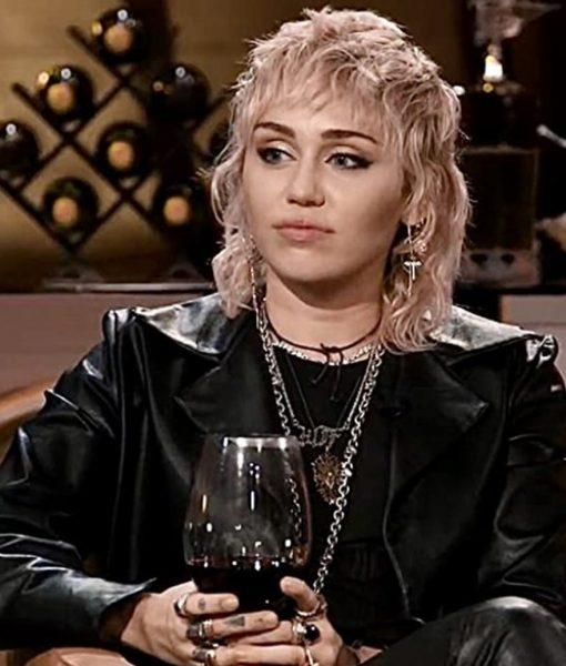 Hart To Heart Miley Cyrus Jacket