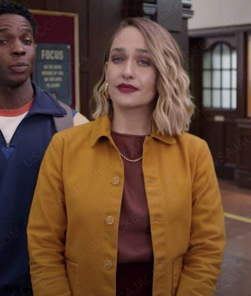 Sex Education Hope Yellow Jacket