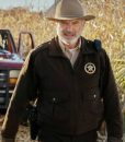 Invasion John Bell Tyson Brown Jacket