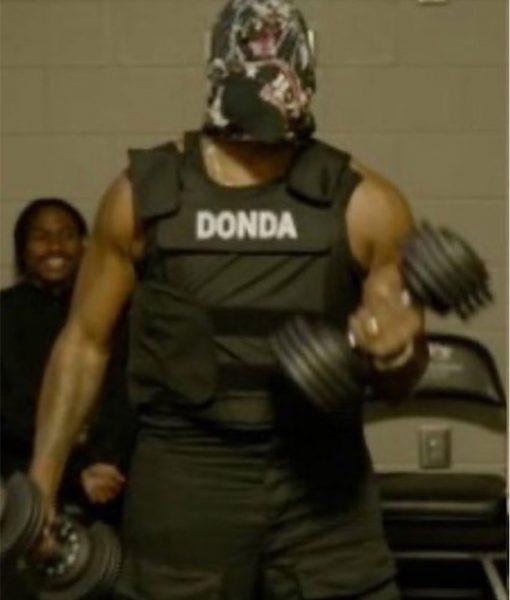 Kanye Donda men Vest