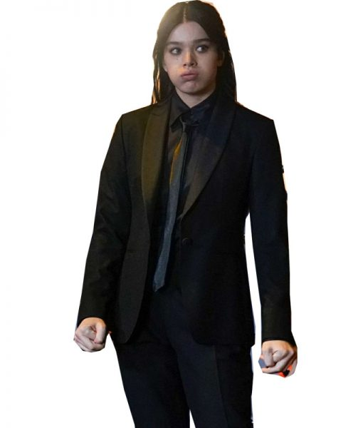 Hawkeye 2021 Hailee Steinfeld Black Tuxedo