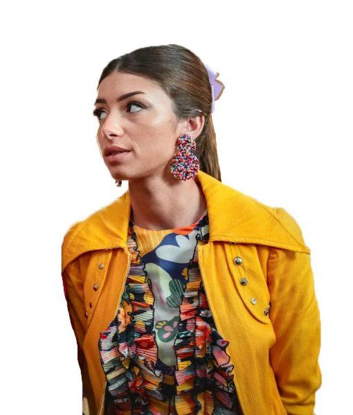Sex Education Ruby Matthews Yellow Jacket