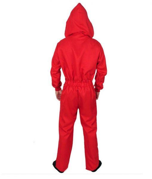 Money Heist Jumpsuit Costume