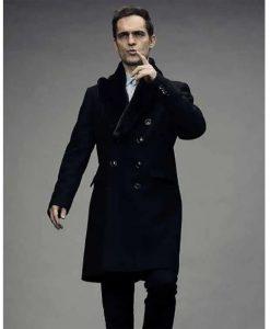 Money Heist S05 Berlin Black Coat