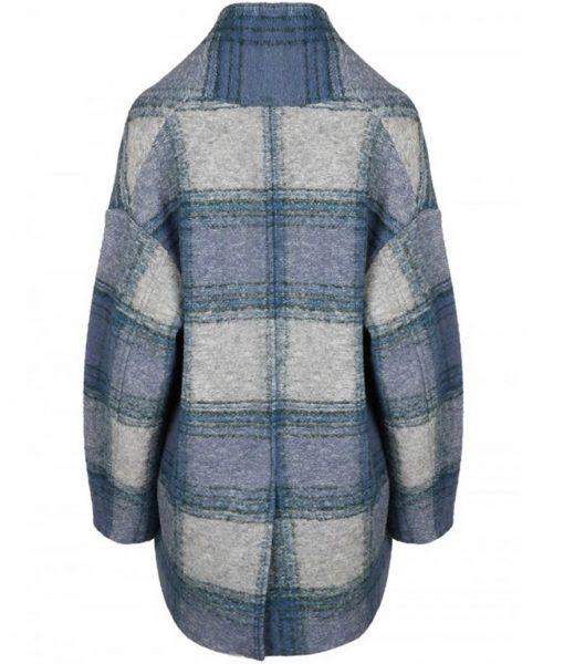 Nine Perfect Strangers Nicole Kidman Wool Coat