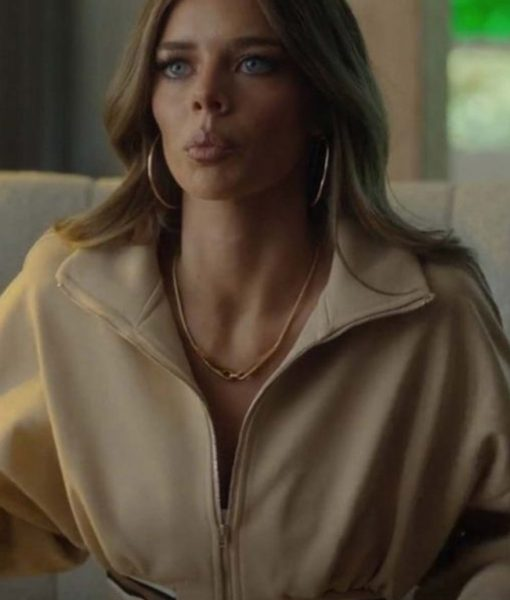 Nine Perfect Strangers Jessica Chandler Cropped Jacket