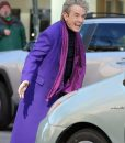 Only Murders in the Building Purple Coat