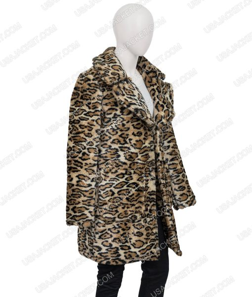 Victoria Justice Afterlife of the Party 2021 Cassie Coat