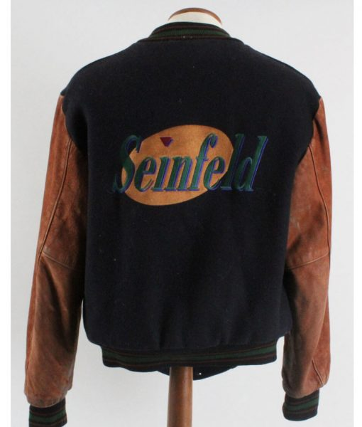 Seinfeld Jerry Letterman Men Jacket