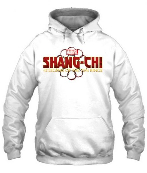 Shang-Chi and The Legend of the Ten Rings Logo Hoodie