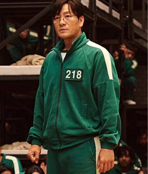 Squid Game Green Jacket