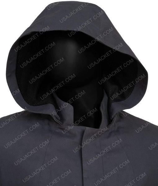 Tom Choi Squid Game Frontman Cotton Jacket