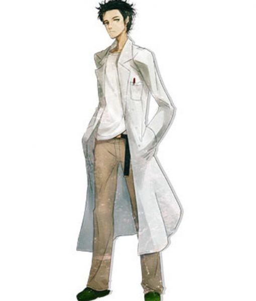 Steins Gate Rintaro Okabe Coat
