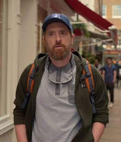 Ted Lasso Coach Beard Men Hoodie