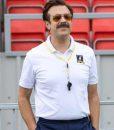Ted Lasso Jason Sudeikis Polo whiteT-shirt