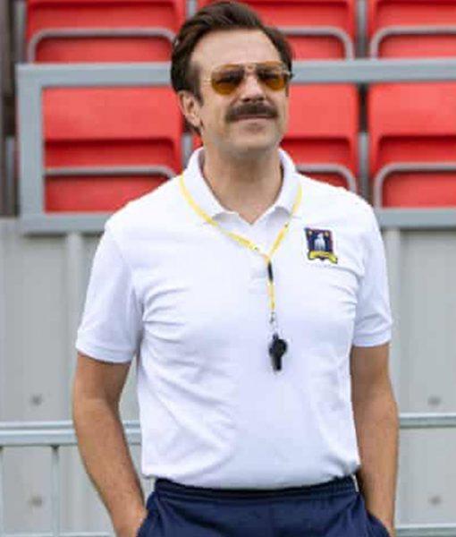 Ted Lasso Jason Sudeikis Polo T-Shirt