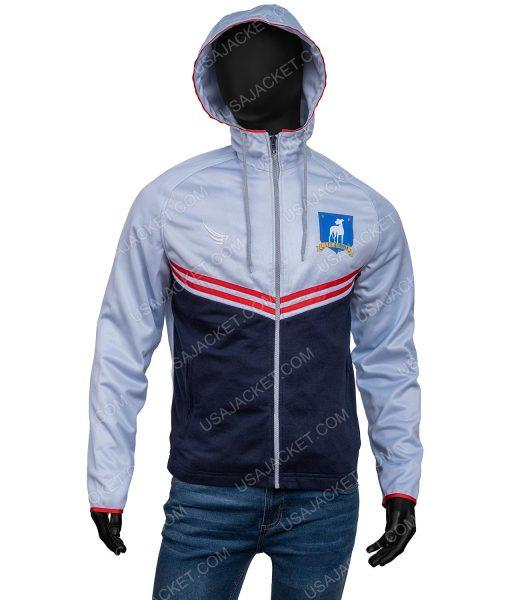 Ted lasso Jamie Tartt Hooded Jacket