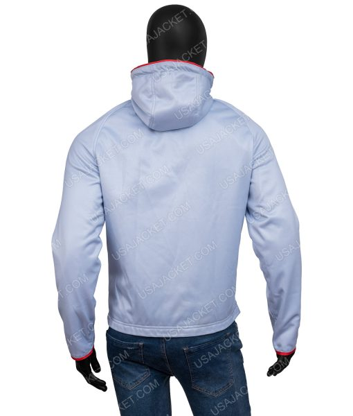Jamie Tartt Ted lasso Phil Dunster Hooded Jacket