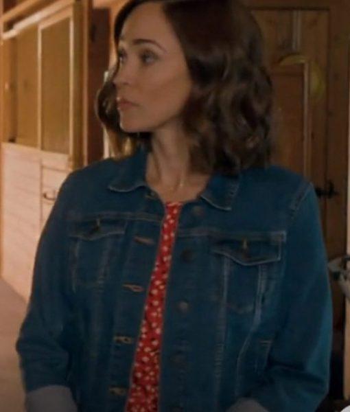 The 27-Hour Day Autumn Reeser Denim Jacket