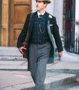 The Electrical Life Of Louis Wain Men Coat