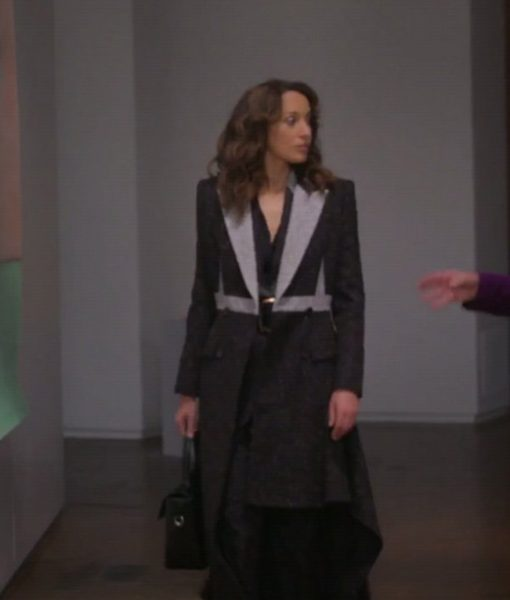 The L Word Generation Q season 2 Bette Porter Coat