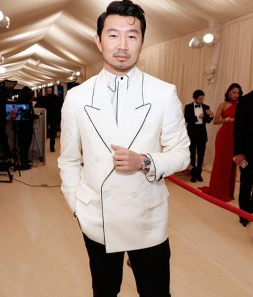 The Met Gala 2021 Shang-Chi White Coat