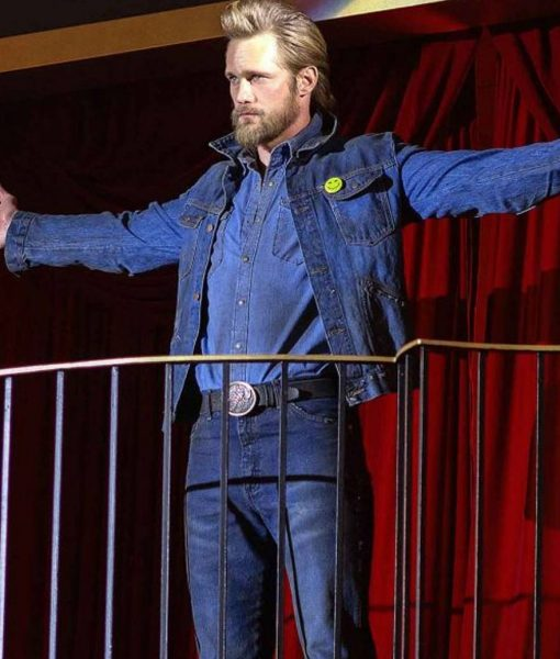 The Stand Randall Flagg Jacket