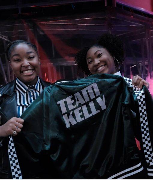 Team Kelly Green Jacket