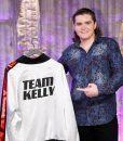The Voice Team Kelly White Jacket