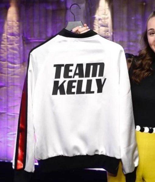 Team Kelly White Jacket