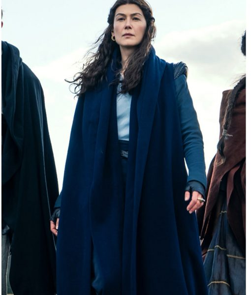 The Wheel Of Time Moiraine Coat