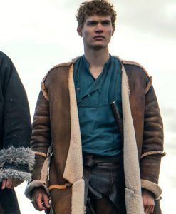 The Wheel Of Time Rand al'Thor Leather Coat