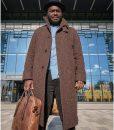 Wolfe Babou Ceesay Kinteh Men Coat