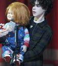 Chucky Jake Webber Men Jacket