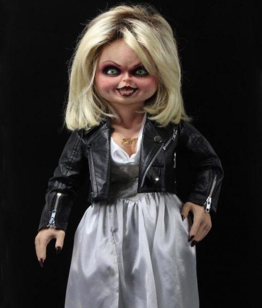 Chucky Tiffany Valentine Leather Jacket