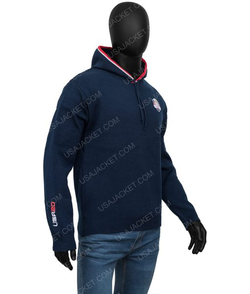 Golf Ryder Cup 2021 Team US Hooded Sweatshirt