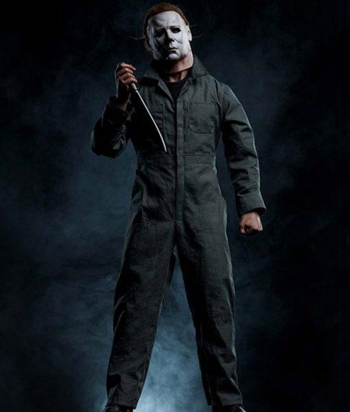 Halloween Kills The Shape Jumpsuit