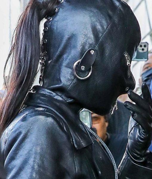 Kim Kardashian Met Gala 2021 Coat
