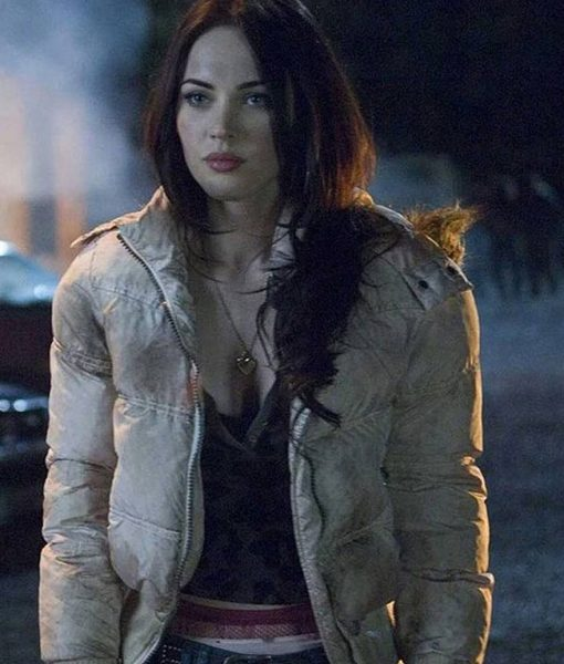 Megan Fox Jennifer's Body Puffer Jacket