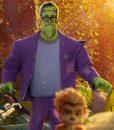 Monster Family 2 Nick Frost Purple Blazer