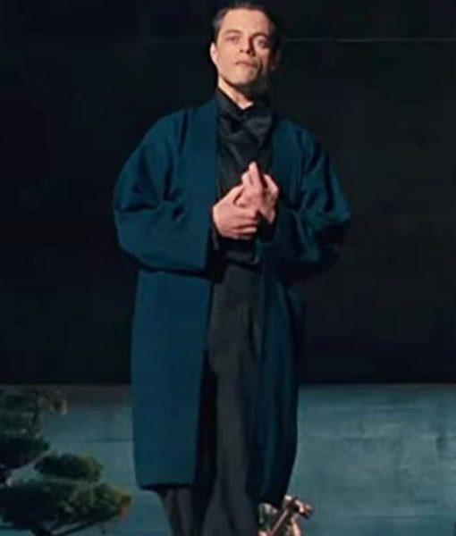 No Time to Die Lyutsifer Safin Coat