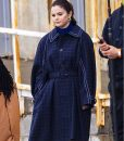 Only Murders in the Building Mabel Mora Trench Coat