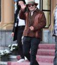 San Sebastián Film Festival Johnny Depp Jacket