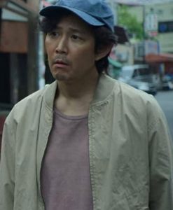 Squid Game Seong Gi-hun jacket