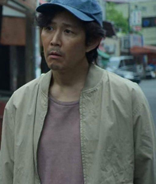 Squid Game Seong Gi-hun Bomber Jacket